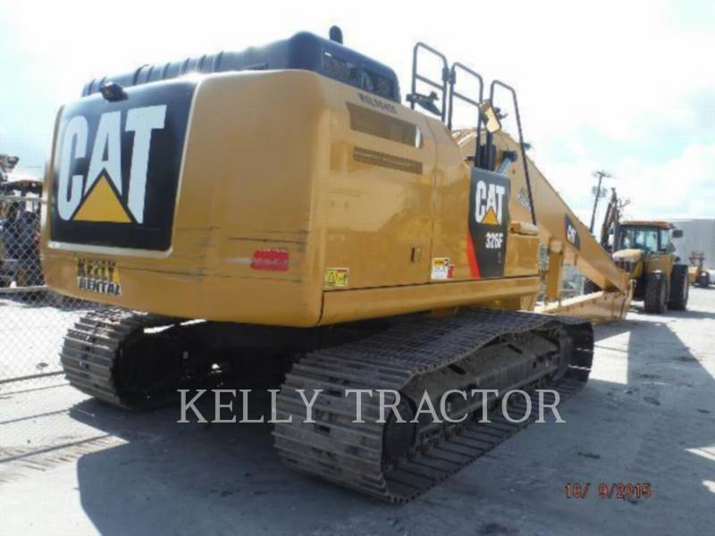 CATERPILLAR 履带式挖掘机 326FL equipment  photo 4