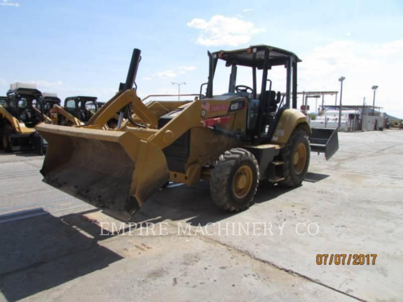 CATERPILLAR 産業用ローダ 415F2IL equipment  photo 3