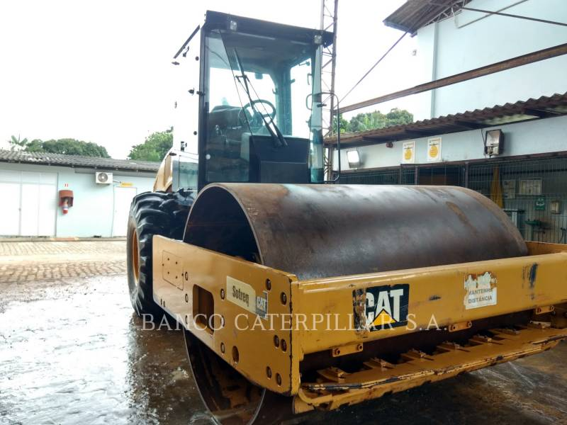 CATERPILLAR EINZELVIBRATIONSWALZE, GLATTBANDAGE CS54B equipment  photo 1