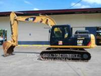 CATERPILLAR TRACK EXCAVATORS 318D2L equipment  photo 1