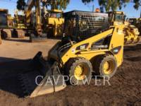 Equipment photo Caterpillar 216B2 MINIÎNCĂRCĂTOARE RIGIDE MULTIFUNCŢIONALE 1