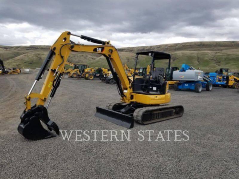 CATERPILLAR トラック油圧ショベル 305.5 E2 CR equipment  photo 1