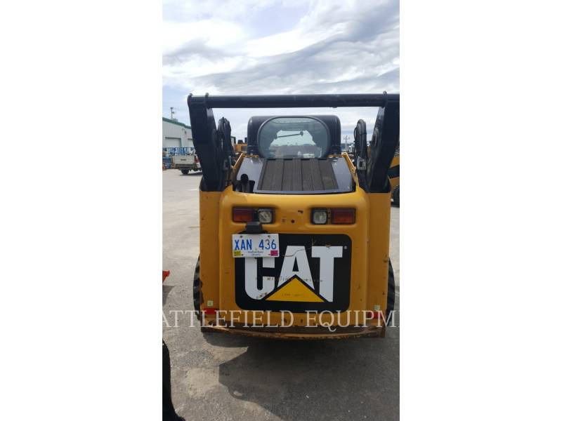 CATERPILLAR MINICARREGADEIRAS 262C equipment  photo 9
