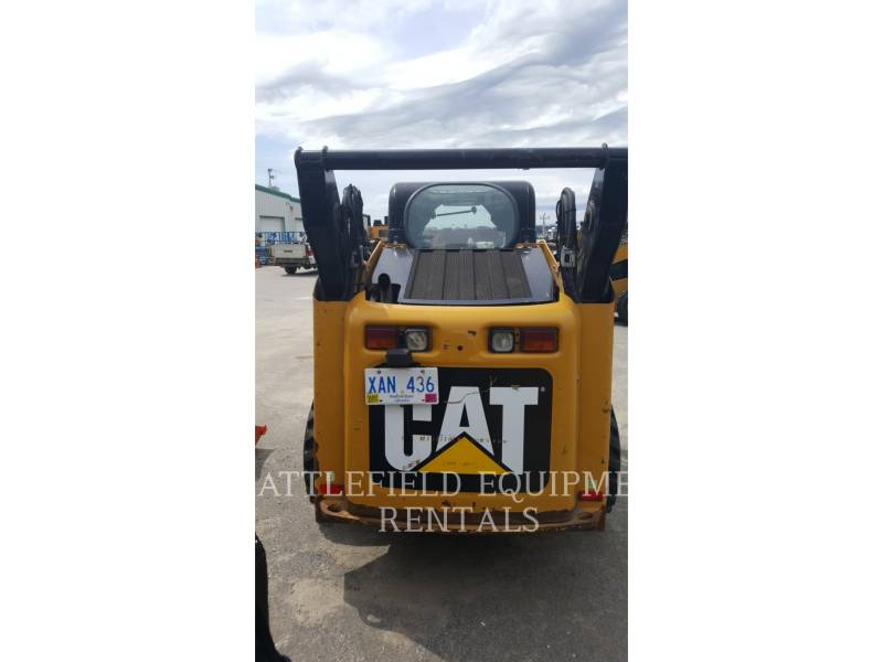 CATERPILLAR CHARGEURS COMPACTS RIGIDES 262C equipment  photo 9