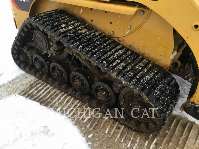 CATERPILLAR CARGADORES MULTITERRENO 247B3 CQ equipment  photo 21