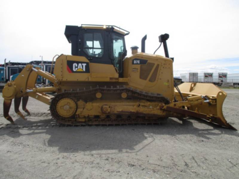 CATERPILLAR CIĄGNIKI GĄSIENICOWE D7E equipment  photo 6