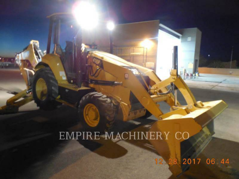 CATERPILLAR バックホーローダ 416F2 4EO equipment  photo 1