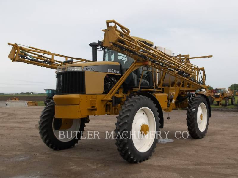 ROGATOR PULVÉRISATEUR RG1274 equipment  photo 7