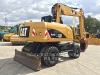 CATERPILLAR MOBILBAGGER M316D equipment  photo 3