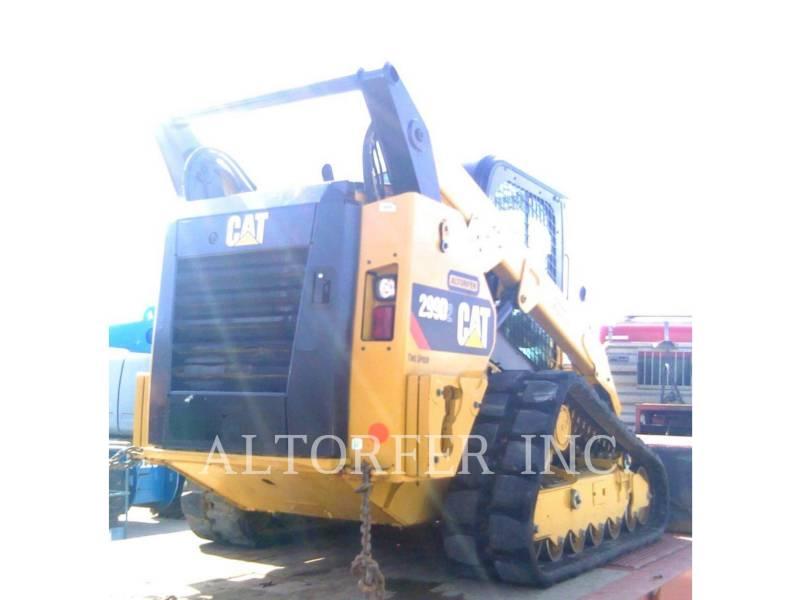 Caterpillar ÎNCĂRCĂTOARE PENTRU TEREN ACCIDENTAT 299D2 equipment  photo 2