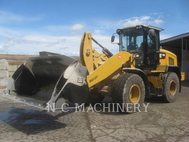 CATERPILLAR CARGADORES DE RUEDAS 924K HL equipment  photo 2