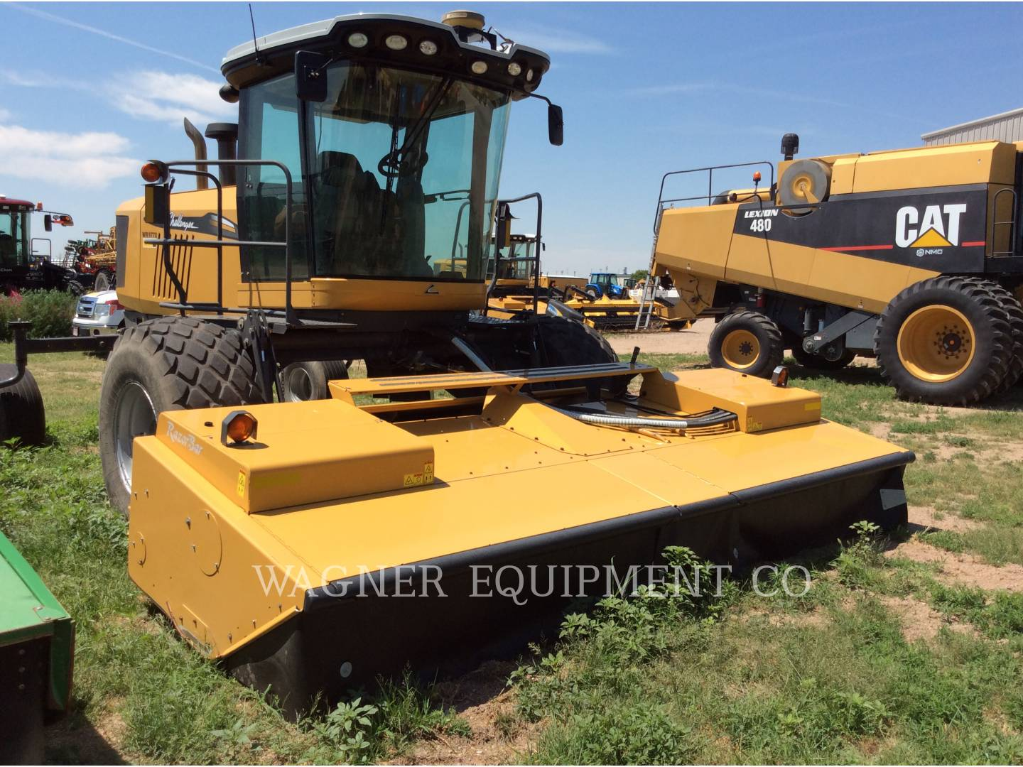 Detail photo of 2013 AGCO 9770 from Construction Equipment Guide