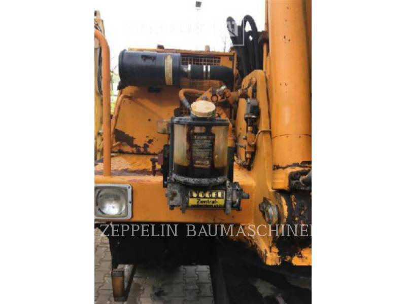 ZEPPELIN PELLES SUR PNEUS ZM13 equipment  photo 7