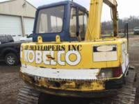KOBELCO / KOBE STEEL LTD TRACK EXCAVATORS SK60 equipment  photo 21