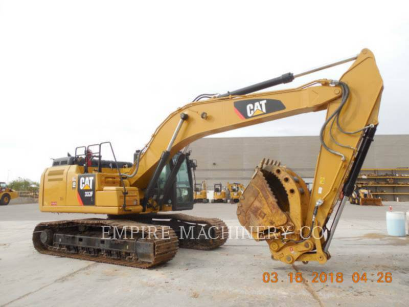 CATERPILLAR KETTEN-HYDRAULIKBAGGER 330FL    P equipment  photo 1