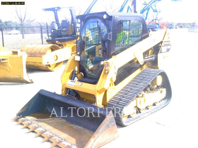 CATERPILLAR UNIWERSALNE ŁADOWARKI 239D equipment  photo 2