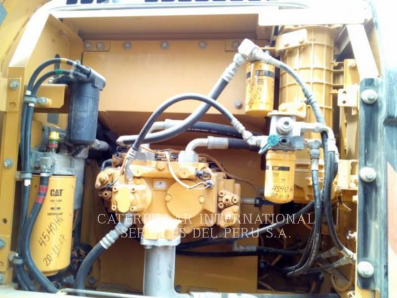 CATERPILLAR EXCAVADORAS DE CADENAS 320 D 2 REACH equipment  photo 17