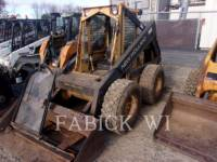 Equipment photo NEW HOLLAND LTD. L785 PALE COMPATTE SKID STEER 1