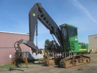 Equipment photo JOHN DEERE 2954D MACHINE FORESTIERE 1
