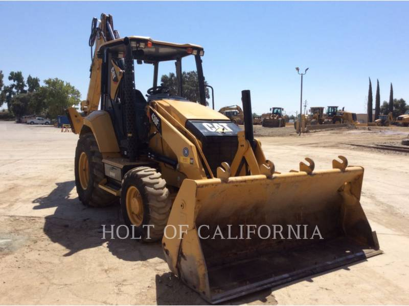 CATERPILLAR CHARGEUSES-PELLETEUSES 430F2 equipment  photo 2