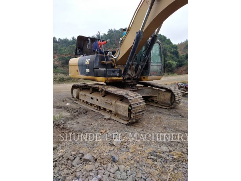 CATERPILLAR KETTEN-HYDRAULIKBAGGER 336D2 equipment  photo 1