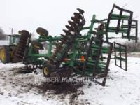 DEERE & CO. AG TILLAGE EQUIPMENT 637 equipment  photo 5