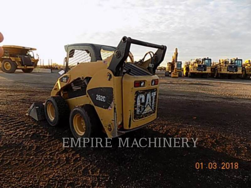 CATERPILLAR MINICARGADORAS 262C equipment  photo 3