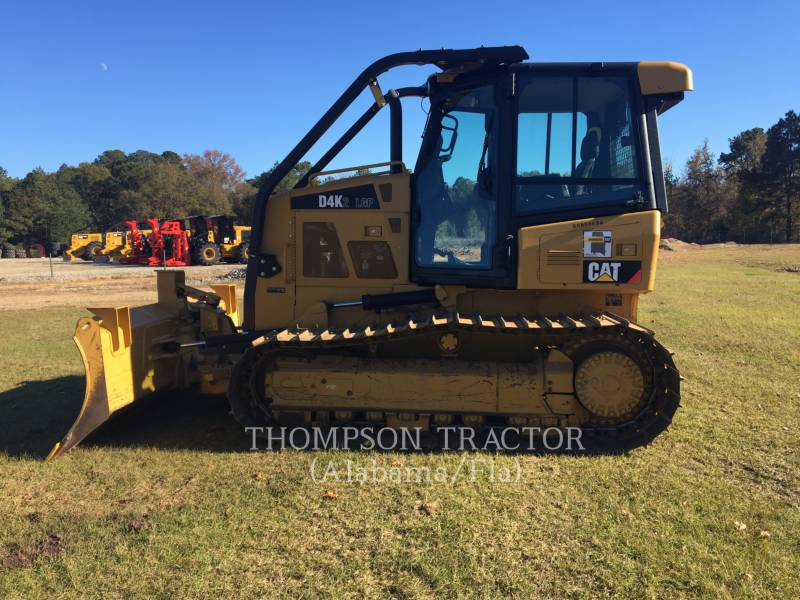 CATERPILLAR TRACTORES DE CADENAS D4K2 equipment  photo 16
