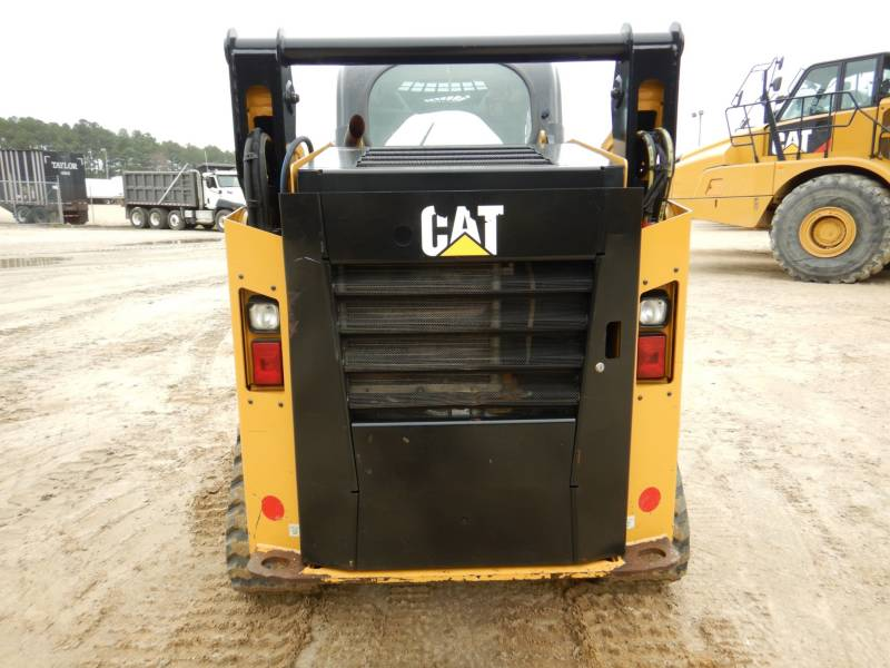 CATERPILLAR UNIWERSALNE ŁADOWARKI 259D equipment  photo 6