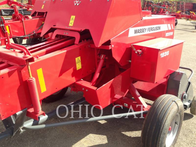 AGCO-MASSEY FERGUSON Equipo de plantación MF1836 equipment  photo 6