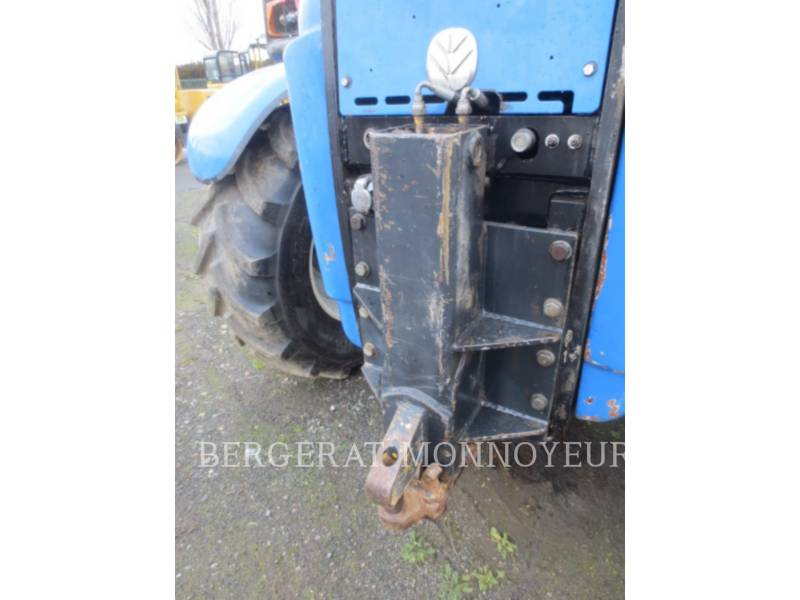 FORD / NEW HOLLAND テレハンドラ LM5060 equipment  photo 9