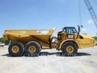 Equipment photo CATERPILLAR 745C ARTICULATED TRUCKS 1
