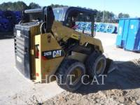 CATERPILLAR SCHRANKLADERS 242D equipment  photo 3