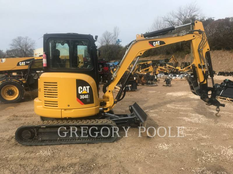 CATERPILLAR PELLES SUR CHAINES 304E2 CR equipment  photo 1