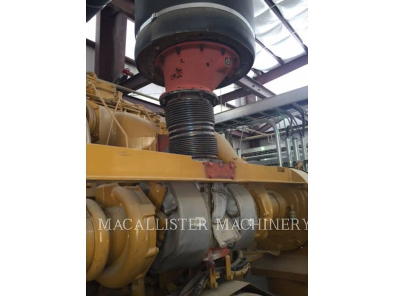 CATERPILLAR STATIONARY GENERATOR SETS G3516B equipment  photo 10