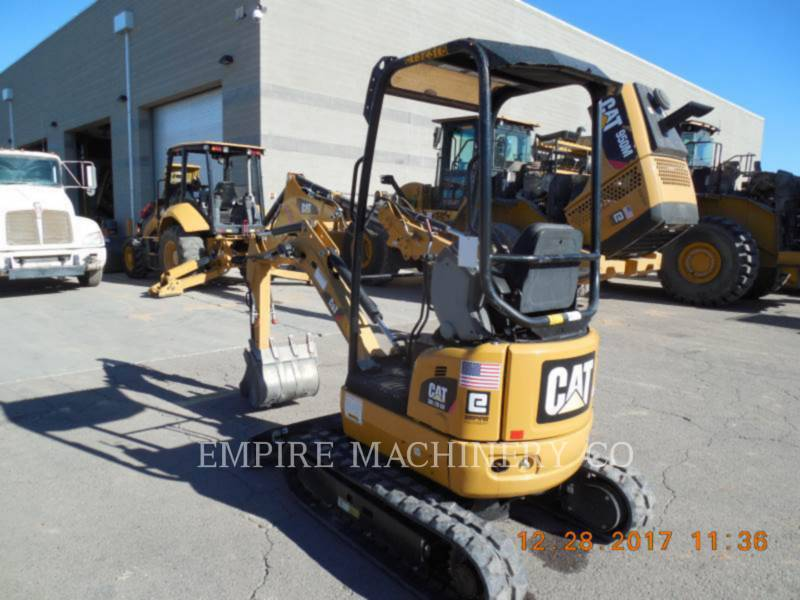 CATERPILLAR TRACK EXCAVATORS 301.7DCROR equipment  photo 3