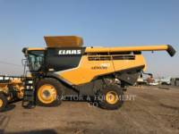 Equipment photo LEXION COMBINE LX750 COMBINE 1