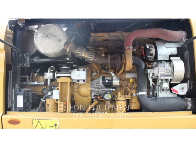 CATERPILLAR EXCAVADORAS DE RUEDAS M313 D equipment  photo 11