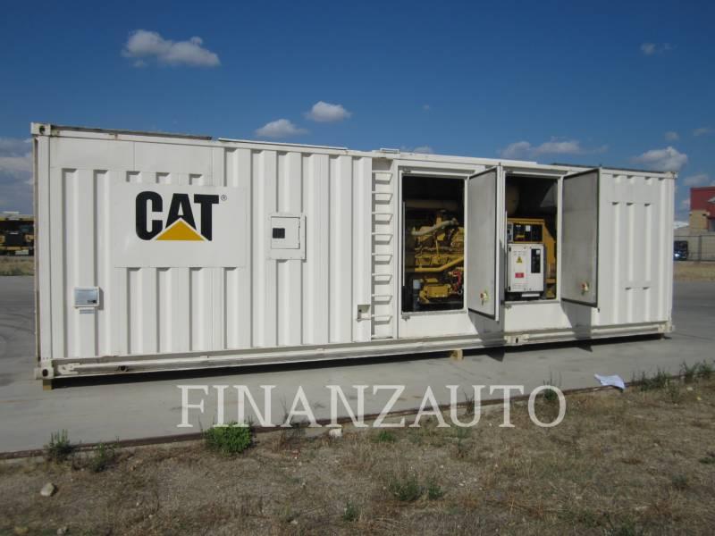 CATERPILLAR 電源モジュール (OBS) 3512B equipment  photo 1