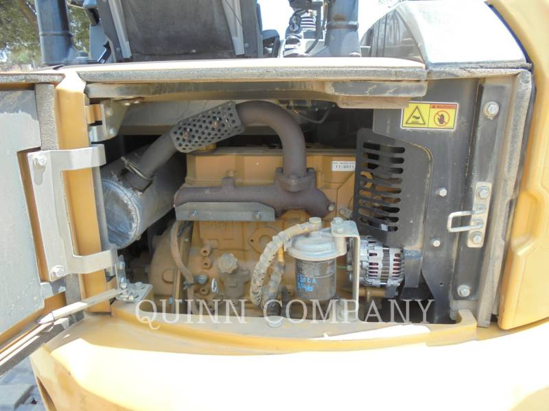 CATERPILLAR EXCAVADORAS DE CADENAS 305D CR equipment  photo 13