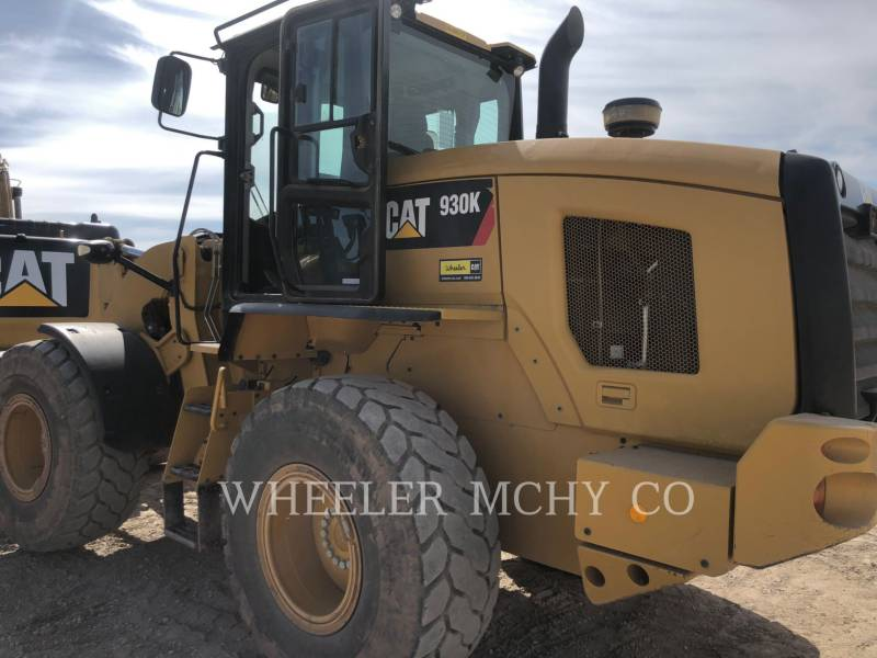 CATERPILLAR WHEEL LOADERS/INTEGRATED TOOLCARRIERS 930K QCF equipment  photo 7