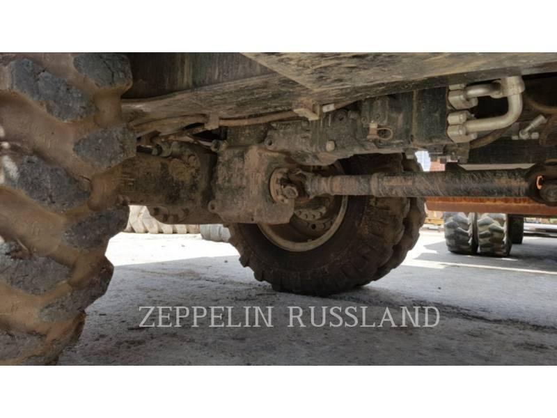 CATERPILLAR WHEEL EXCAVATORS M314F equipment  photo 19