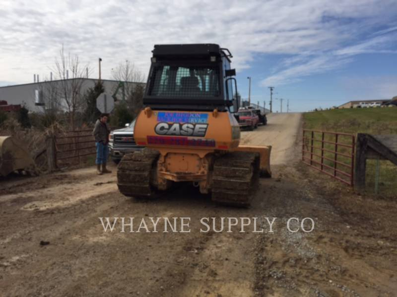 CASE TRACTEURS SUR CHAINES 850L equipment  photo 4