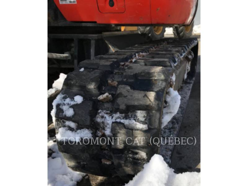 KUBOTA CORPORATION EXCAVADORAS DE CADENAS KX040-4 equipment  photo 7