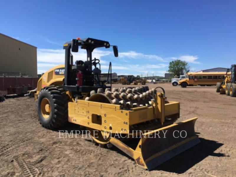 Caterpillar SUPORT TAMBUR SIMPLU PENTRU ASFALT CP56B equipment  photo 1