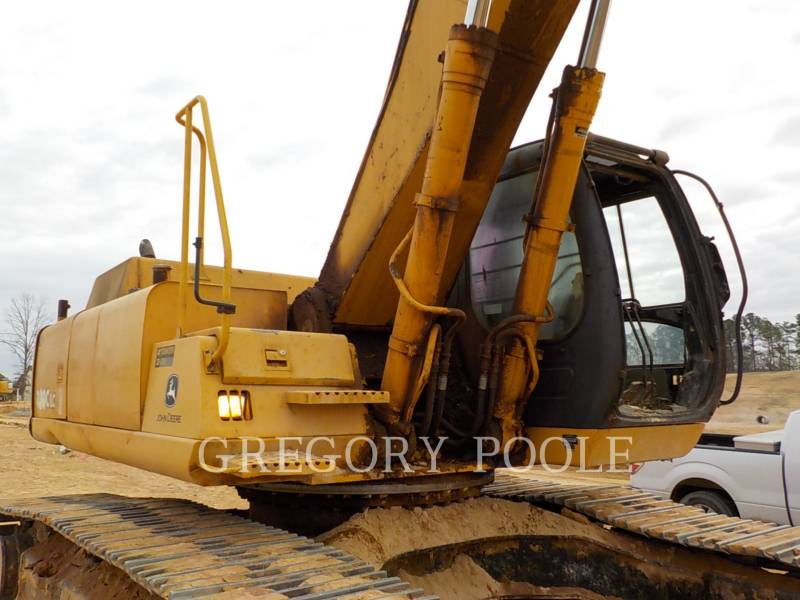 JOHN DEERE EXCAVADORAS DE CADENAS 330C LC equipment  photo 5