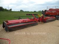 MASSEY FERGUSON AG HAY EQUIPMENT MF1398 equipment  photo 8