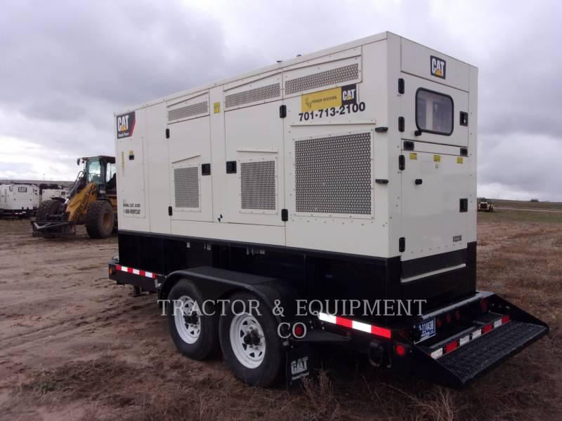 CATERPILLAR TRANSPORTABLE STROMAGGREGATE XQ 200 equipment  photo 1