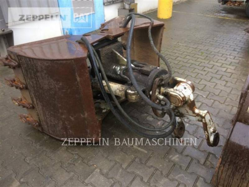 HYDRAULIK-GREIFER-TECHNOLOGIE-GMBH  GRAPPLE ZZ4 800MM/480L equipment  photo 1
