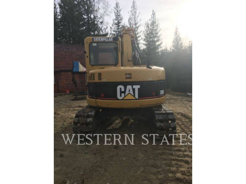 CATERPILLAR TRACK EXCAVATORS 308C equipment  photo 3